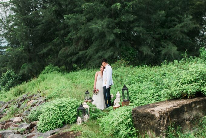 Enchanted Fairytale - Prewed Styled Shoot by Amperian - 008