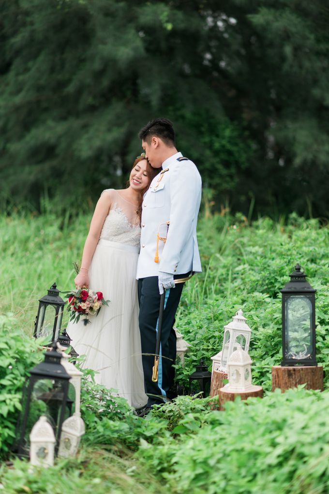 Enchanted Fairytale - Prewed Styled Shoot by Amperian - 007