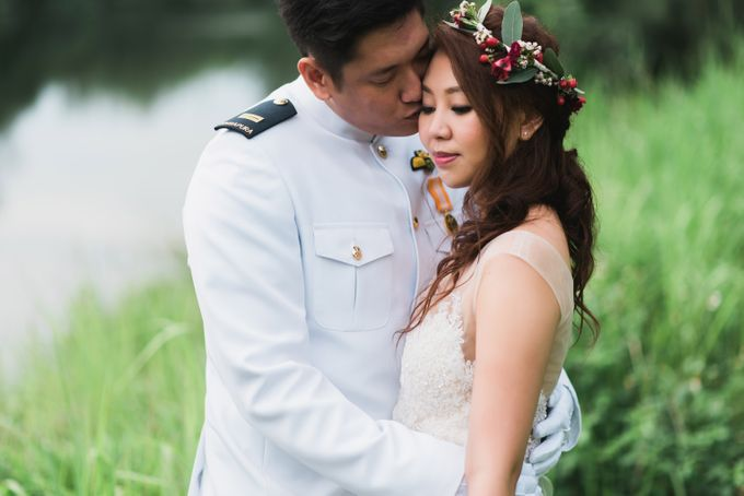 Enchanted Fairytale - Prewed Styled Shoot by Amperian - 009