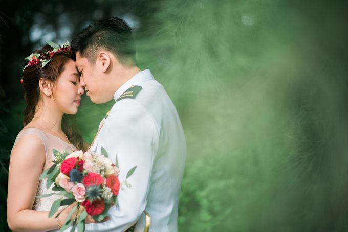 Enchanted Fairytale - Prewed Styled Shoot by Amperian - 010