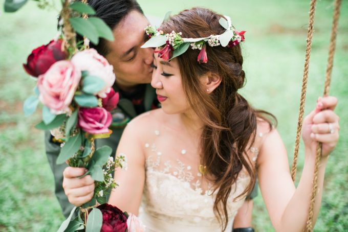 Enchanted Fairytale - Prewed Styled Shoot by Amperian - 021