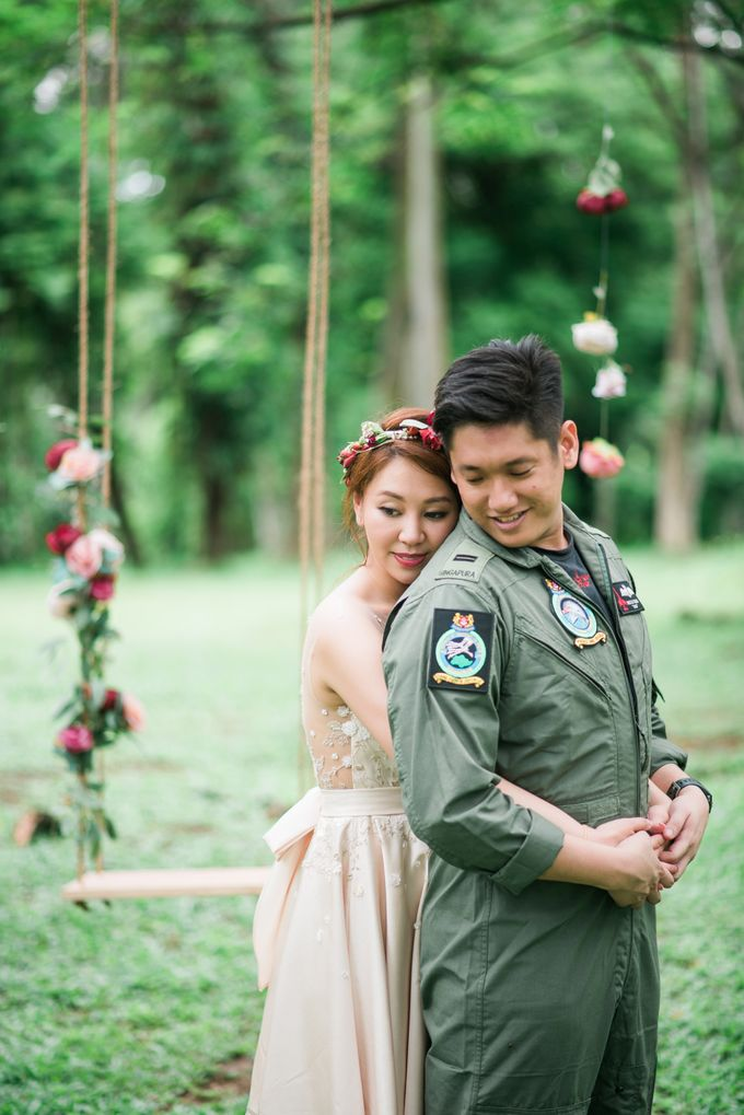 Enchanted Fairytale - Prewed Styled Shoot by Amperian - 022