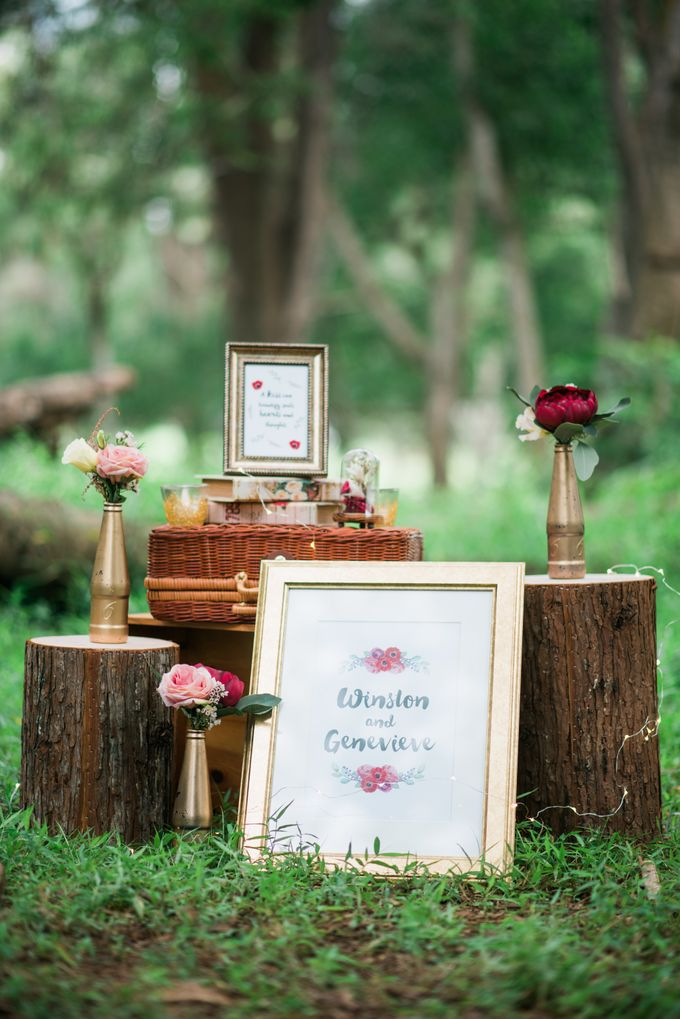 Enchanted Fairytale - Prewed Styled Shoot by Amperian - 028