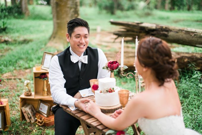 Enchanted Fairytale - Prewed Styled Shoot by Amperian - 030