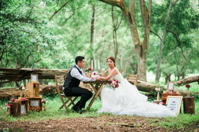 Enchanted Fairytale - Prewed Styled Shoot by Amperian - 031