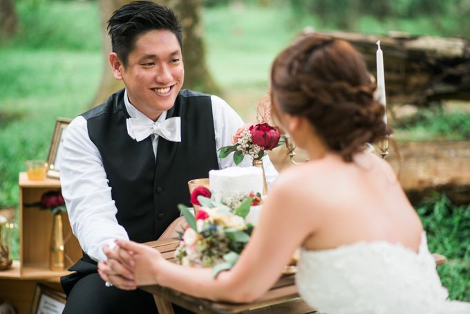 Enchanted Fairytale - Prewed Styled Shoot by Amperian - 033