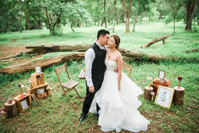 Enchanted Fairytale - Prewed Styled Shoot by Amperian - 035