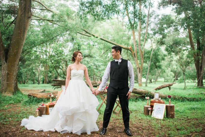 Enchanted Fairytale - Prewed Styled Shoot by Amperian - 036