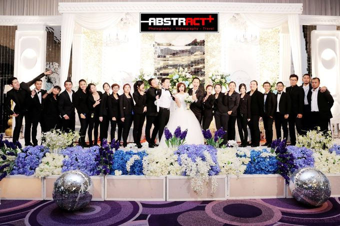 Wedding event of Reynold & Claudy by Holiday Inn Bandung Pasteur - 007