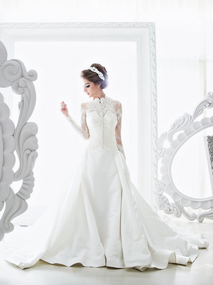 Wedding Dress Collection by The Dresscodes Bridal - 001