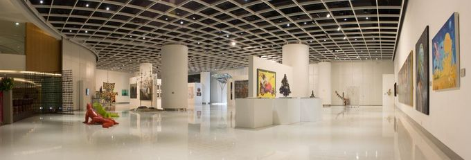 Layout of Ciputra Artpreneur Gallery by Ciputra Artpreneur - 007