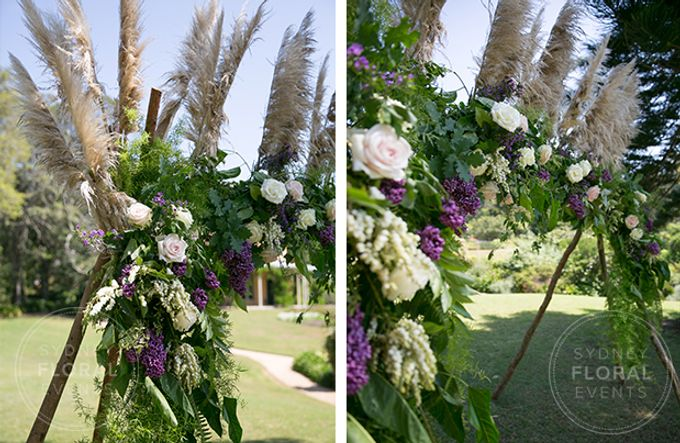 Erina & Daniel by Sydney Floral Events - 003