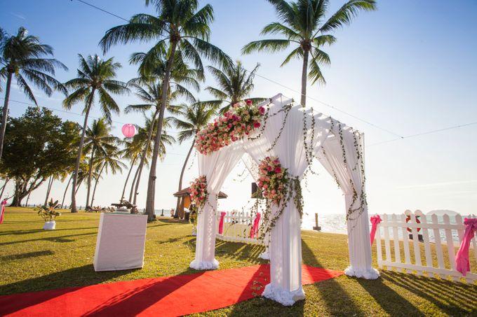 Garden Wedding by Shangri-La's Tanjung Aru Resort & Spa - 001
