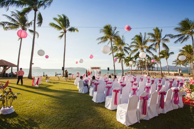 Garden Wedding by Shangri-La's Tanjung Aru Resort & Spa - 002