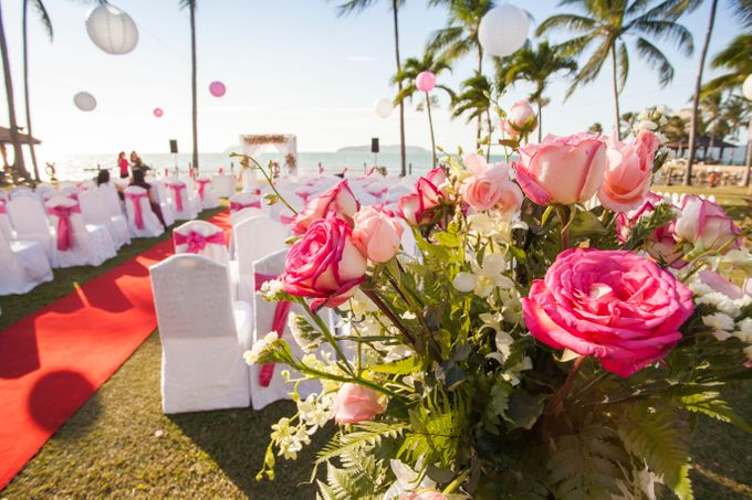 Garden Wedding by Shangri-La's Tanjung Aru Resort & Spa - 003
