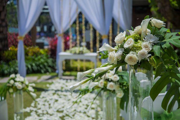 Garden Wedding by Courtyard by Marriott Bali Seminyak - 005