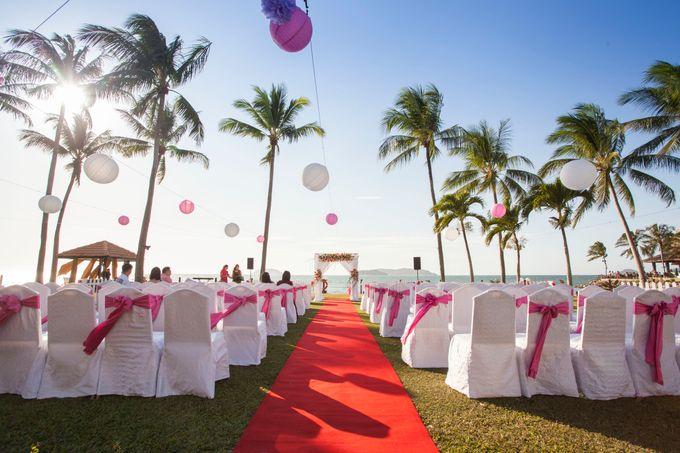 Garden Wedding by Shangri-La's Tanjung Aru Resort & Spa - 004