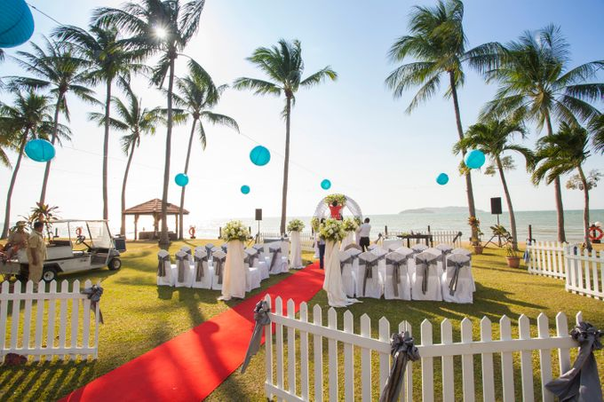 Garden Wedding by Shangri-La's Tanjung Aru Resort & Spa - 005
