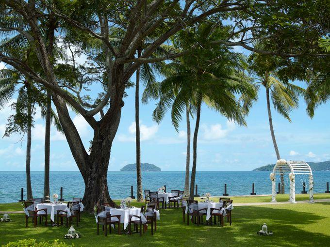 Garden Wedding by Shangri-La's Tanjung Aru Resort & Spa - 006