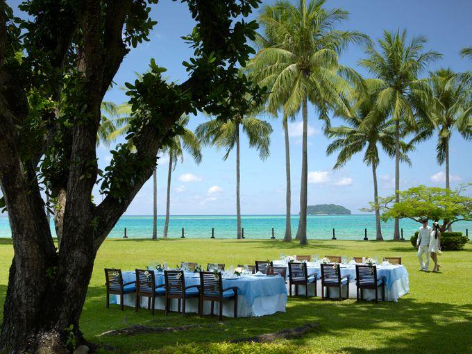 Garden Wedding by Shangri-La's Tanjung Aru Resort & Spa - 007