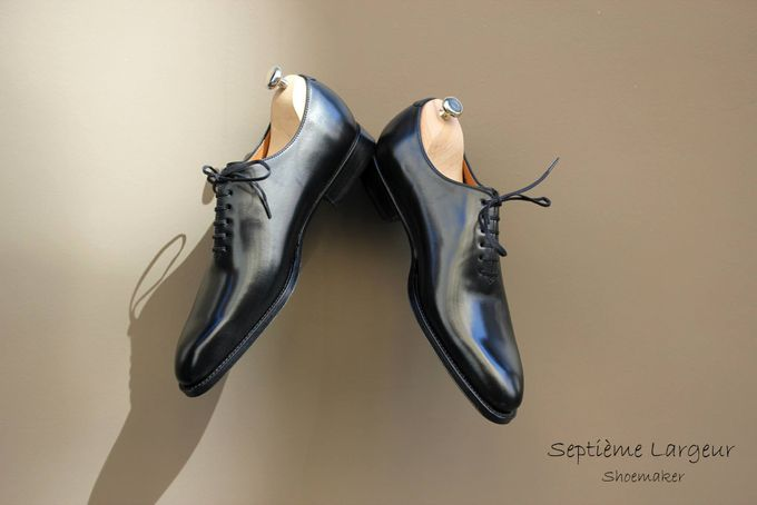 Classic Formal Mens Dress Shoes by Septième Largeur Singapore - 003