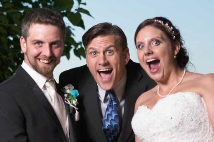 The Wedding Rev by The Wedding Rev. - 010