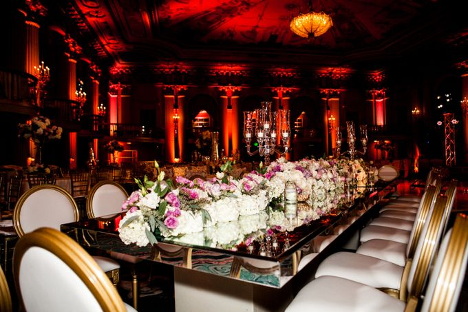 Biltmore Hotel by Pärdē Productions - Parde Productions Event Lighting Los Angeles & Special Effects - 002