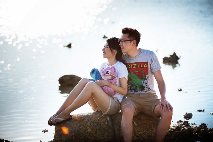 Lombok Prewedding of Adriel and Amy by PadiPhotography - 005