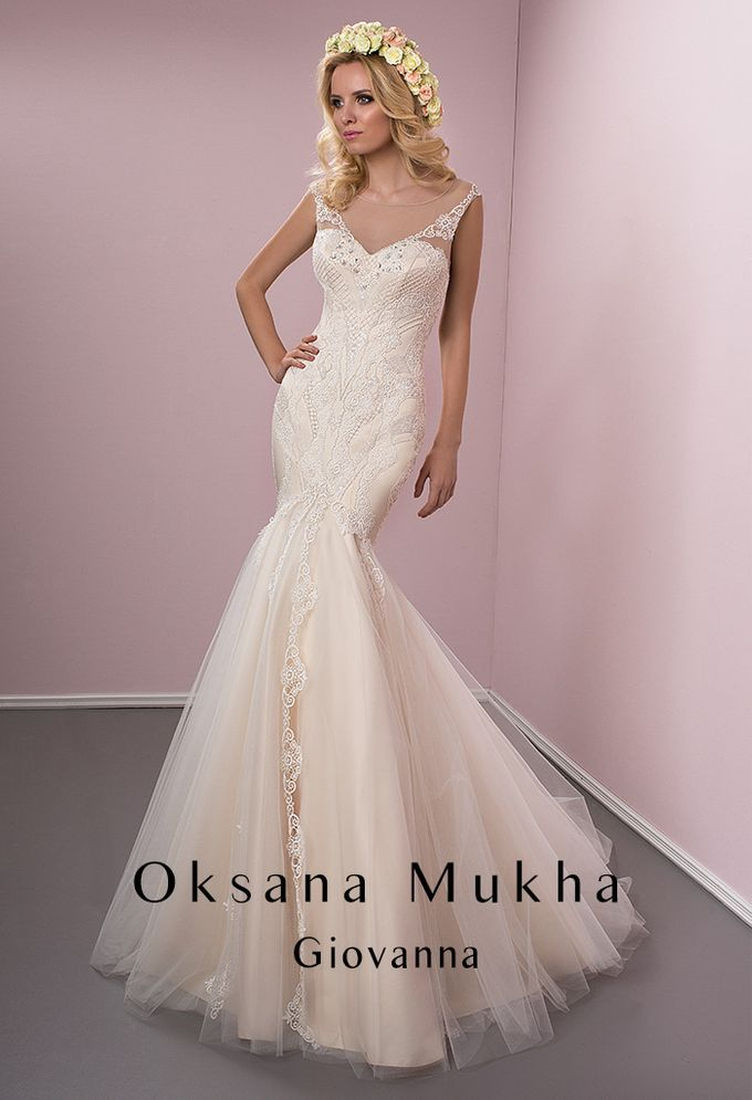 Preview Wedding Collection 2017 by OKSANA MUKHA - 015