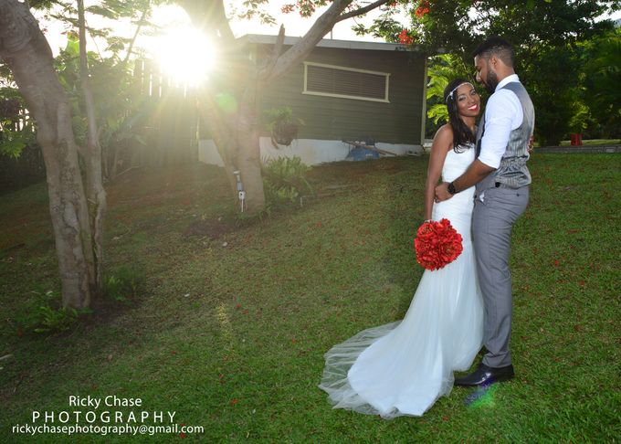 Wedding Photography by Ricky Chase Photography - 001