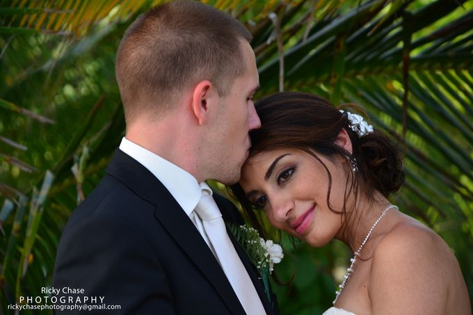 Wedding Photography by Ricky Chase Photography - 005