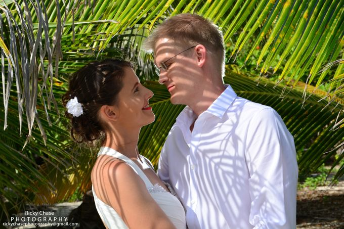 Wedding Photography by Ricky Chase Photography - 033