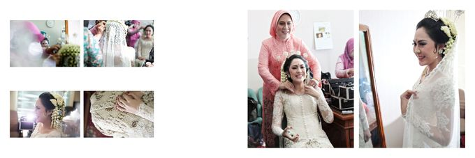 Antam Wedding by ARA photography & videography - 004