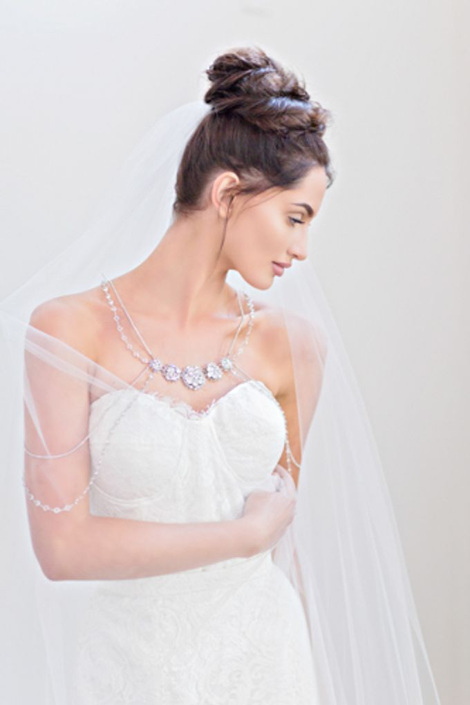 Bridal Session by Glass Jar Photography - 033