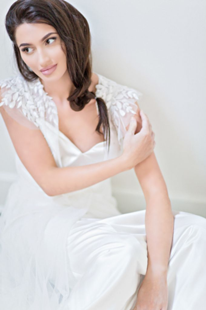Bridal Session by Glass Jar Photography - 002