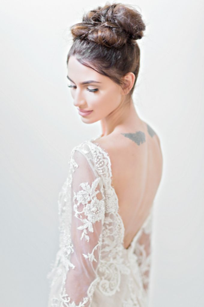 Bridal Session by Glass Jar Photography - 026