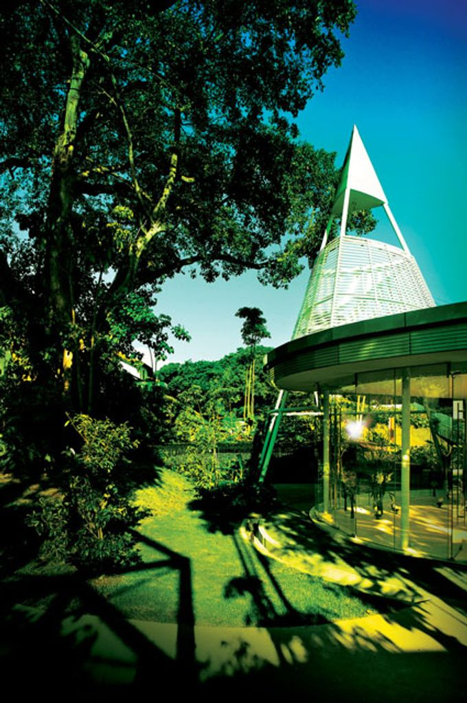 Glass Pavilion by Amara Sanctuary Resort Sentosa - 009