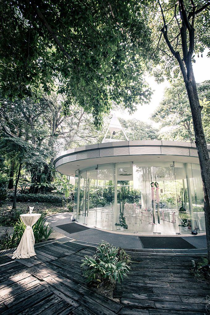 Glass Pavilion by Amara Sanctuary Resort Sentosa - 002