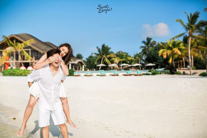 Memorable Maldives with Glenn & Chelsea Alinskie by CLUB MED RESORT - 002