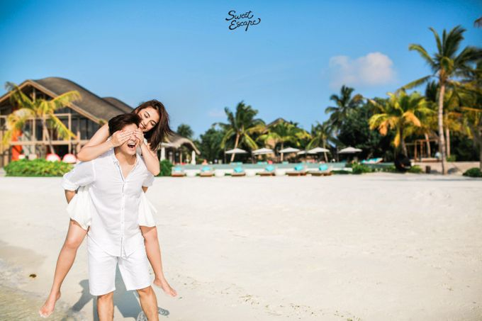 Memorable Maldives with Glenn & Chelsea Alinskie by SweetEscape - 002
