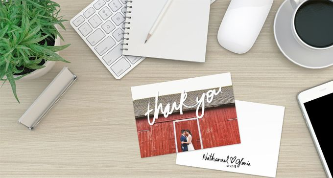 Thank You Cards by For the Love of Stationery - 002