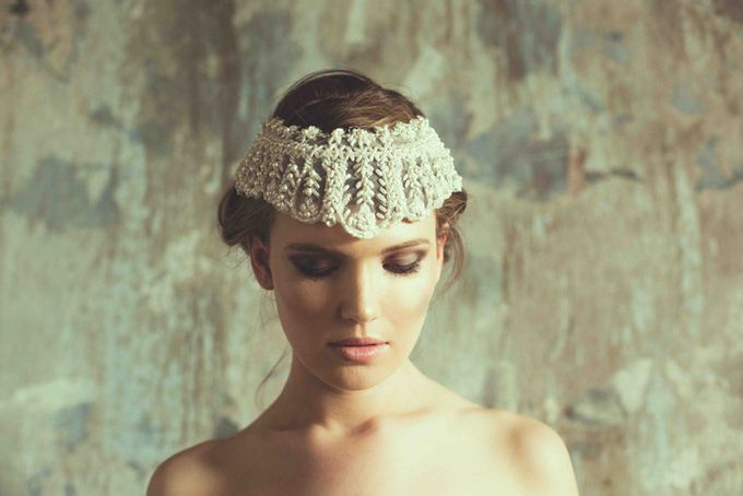 Millinery Collection by Alana Aoun - 008