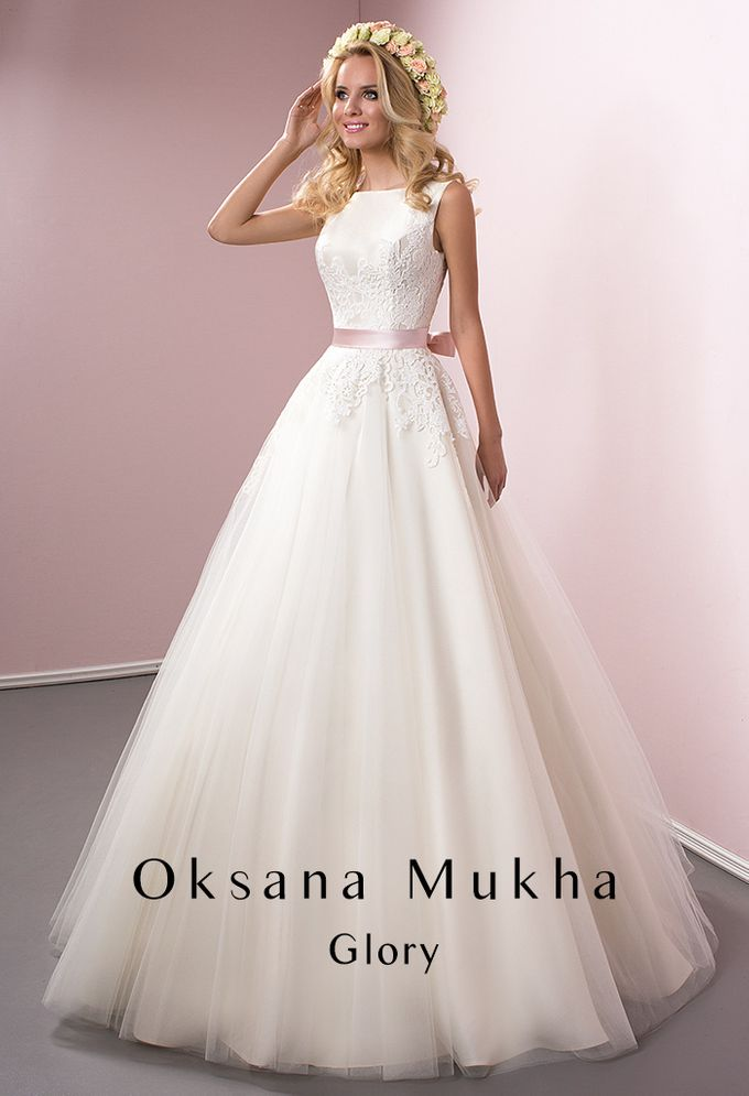 Preview Wedding Collection 2017 by OKSANA MUKHA - 016