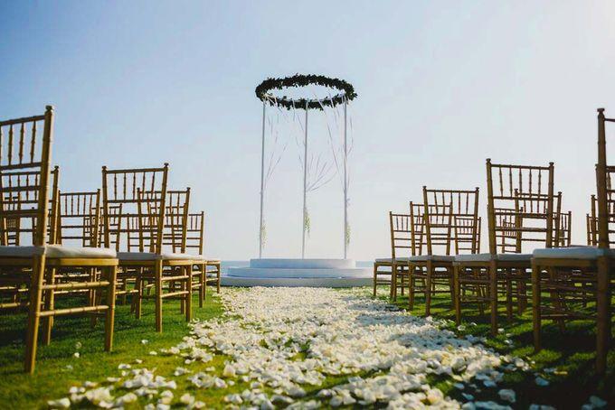 Wedding at  Villa Ombak Biru by Revel Revel Bali - 009