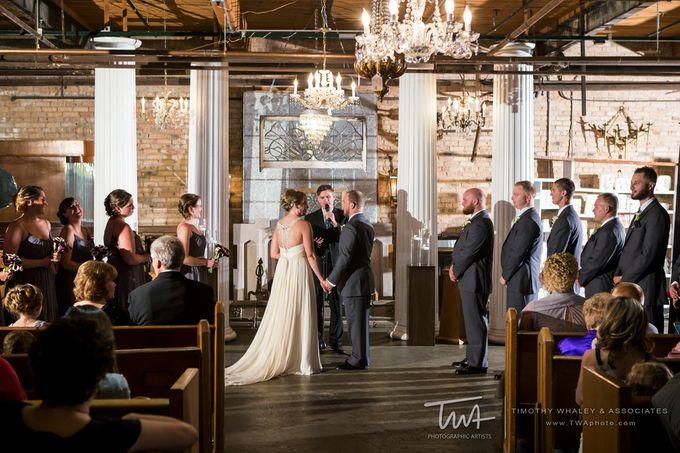 The Wedding Rev by The Wedding Rev. - 005