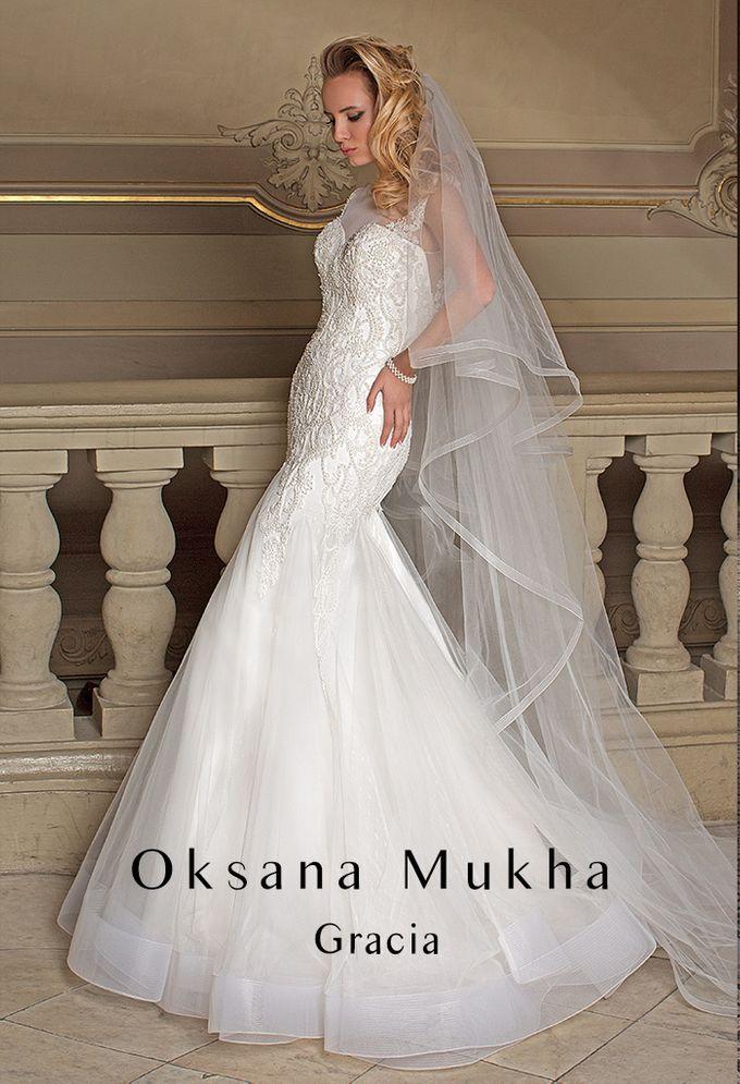 Wedding collection 2016 by OKSANA MUKHA - 016