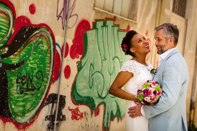 An Afro American wedding in Greece by MarrymeinGreece - 028
