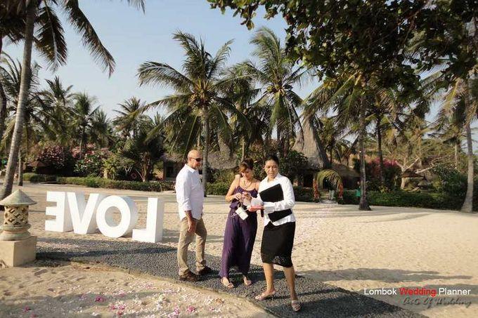 Wedding in Novotel Lombok by lombok wedding planner - 005