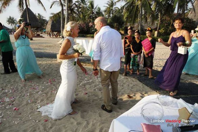 Wedding in Novotel Lombok by lombok wedding planner - 008