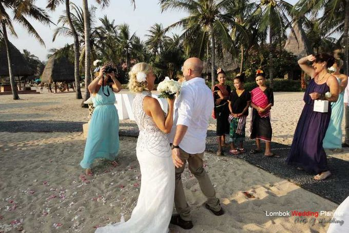 Wedding in Novotel Lombok by lombok wedding planner - 009
